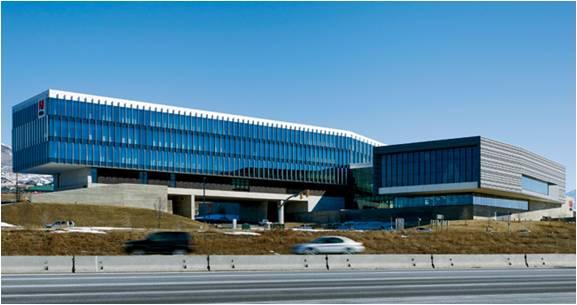 Adobe Office Building