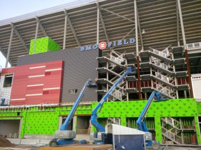 BMO Field Renovation