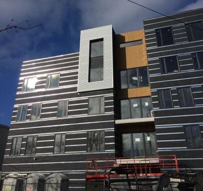 Harris East Condominiums