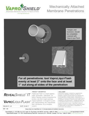 RevealShield IT Open Joint Penetrations