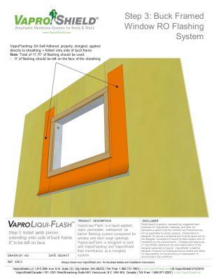 VaproLiqui-Flash Buck Window Sequence