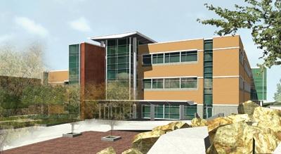 Elizabeth Hall, Weber State University