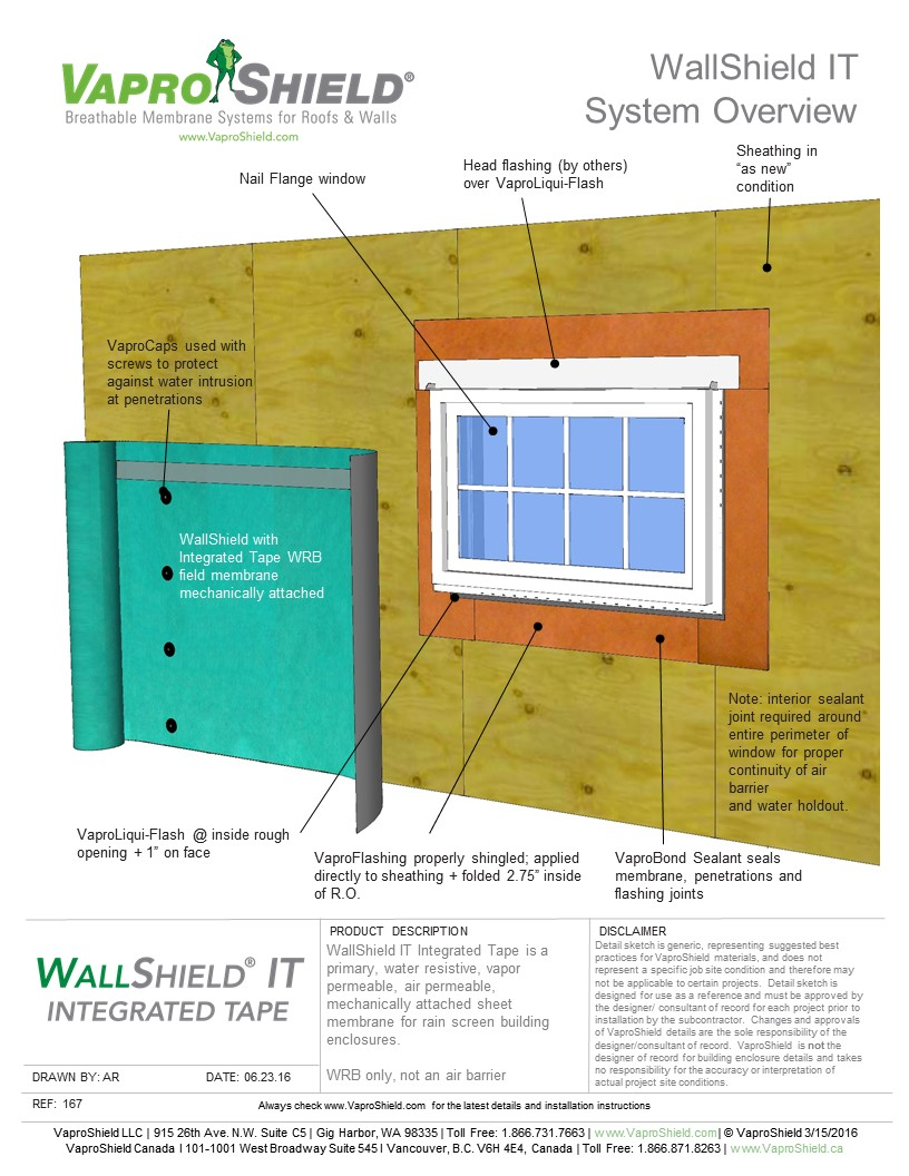 WallShield IT System Overview