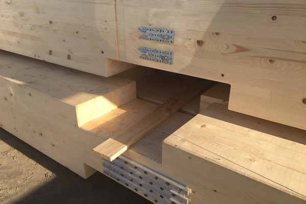 What are Mass Timber Products?