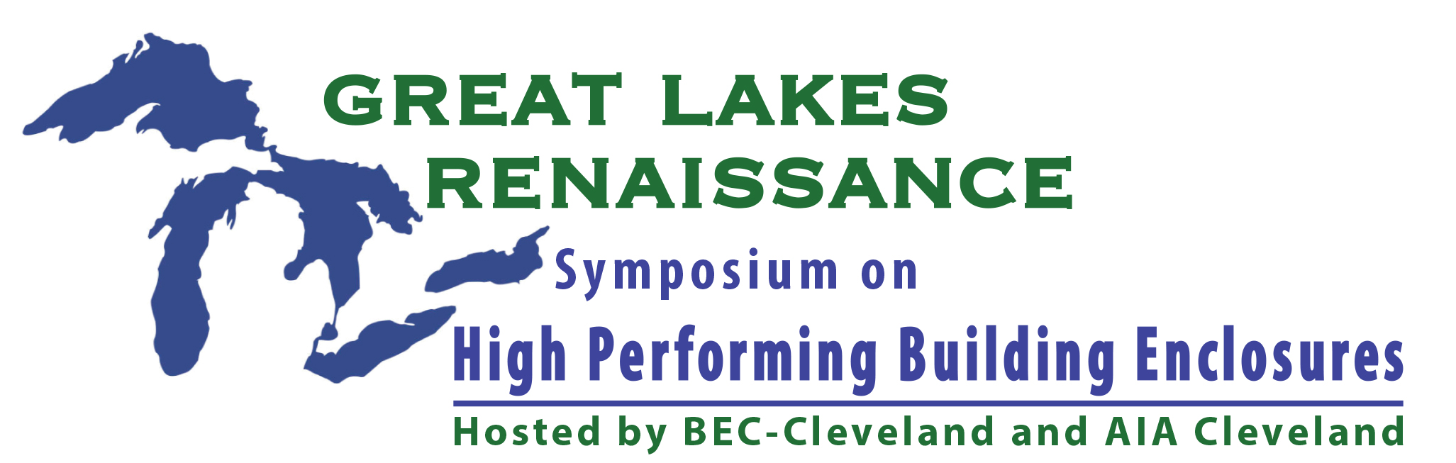 Great Lakes Renaissance Logo Design