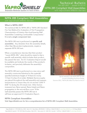 tech bulletin nfpa thumb