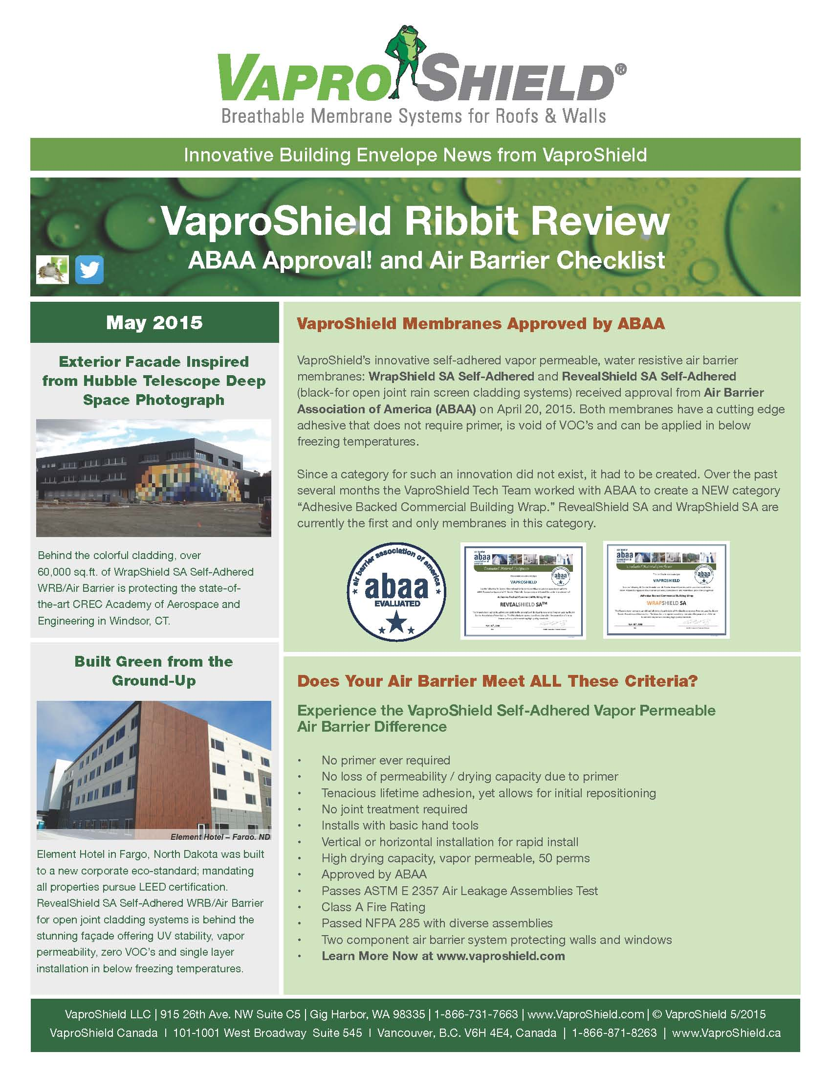 Newsletter ribbit review 052615 Page 1
