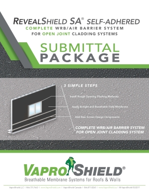 RevealShield Submittal Package Front 050217