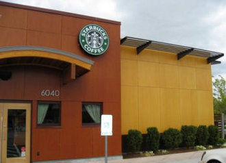 Lakewood Mall Starbucks
