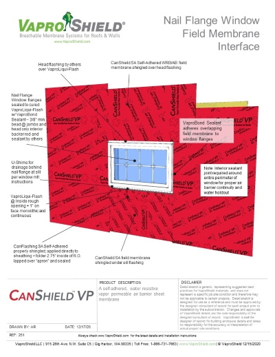CanShield VP Window to Wall Interface